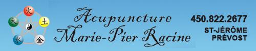 Acupuncture Marie-Pier Racine