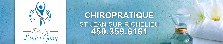 Clinique Tag - Chiropratique - St-Jean-sur-Richelieu