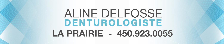Aline Delfosse Denturologiste