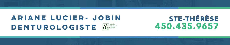 Ariane Lucier - Jobin Denturologiste