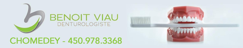 Benoit Viau denturologiste