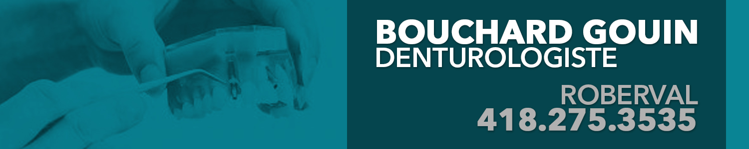 Carolyne Bouchard denturologiste Inc.