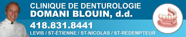 Clinique de denturologie Domani Blouin, d.d.