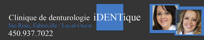 Clinique de denturologie Identique