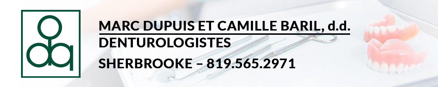 Marc Dupuis Denturologiste