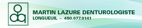 Martin Lazure Denturologiste