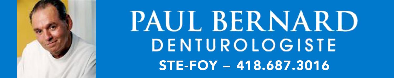 Paul Bernard Denturologiste