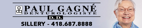Paul Gagné denturologiste