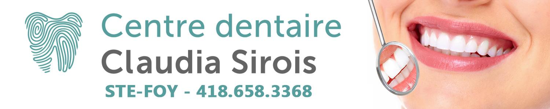 Centre dentaire Claudia Sirois
