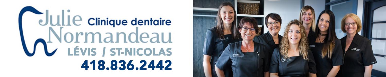 Clinique dentaire Julie Normandeau