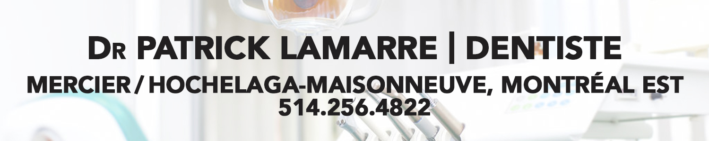 Dr Patrick Lamarre - Dentiste