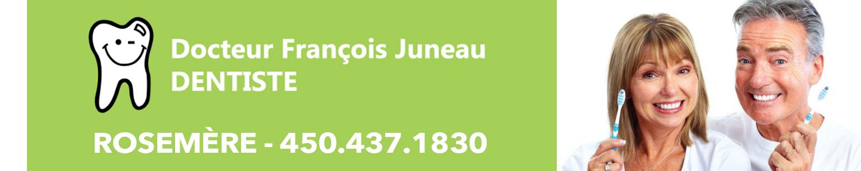 Dr François Juneau dentiste Inc.