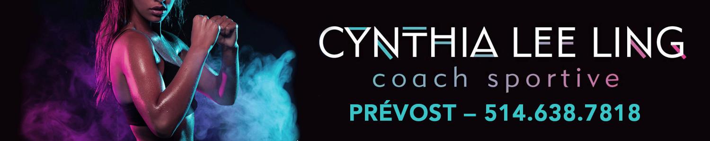 Cynthia Lee Ling Entraineur privé