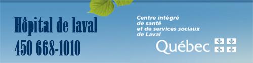 Centre Intégré de santé et de services sociaux de Laval