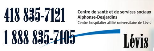 Centre de santé et de services sociaux Alphonse-Desjardins