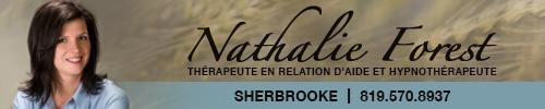 Thérapeute en relation d'aide et Hypnothérapeute Nathalie Forest