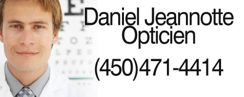 Centre Optique Daniel Jeannotte