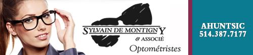 Clinique d'Optométrie Sylvain de Montigny