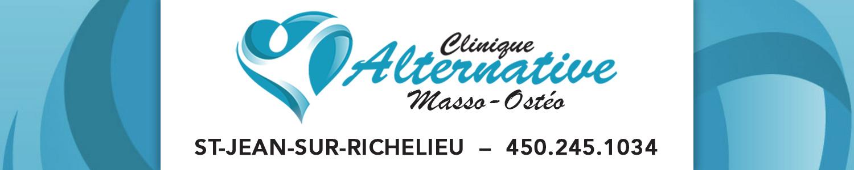 Clinique Alternative - Massothérapie et Ostéopathie