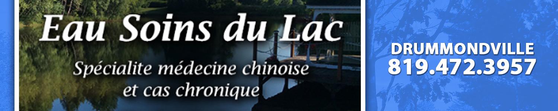 Eau Soins du Lac Lise Bernier Orthothérapeute, Kinésithérapeute & Massothérapeute