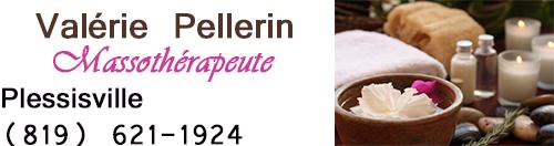 Massothérapeute Valerie Pellerin