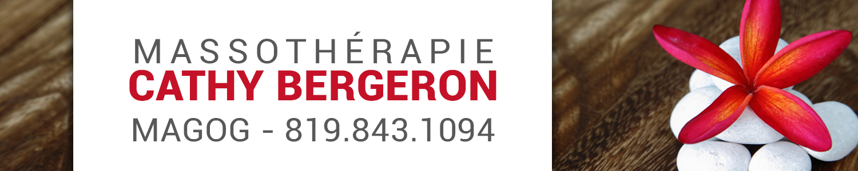 Massothérapie Cathy Bergeron - Magog