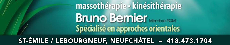 Massotherapie-Kinésithérapie Bruno Bernier