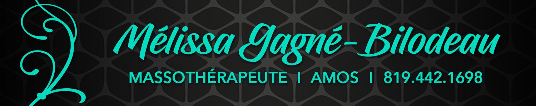 Mélissa Gagné-Bilodeau - Massothérapeute