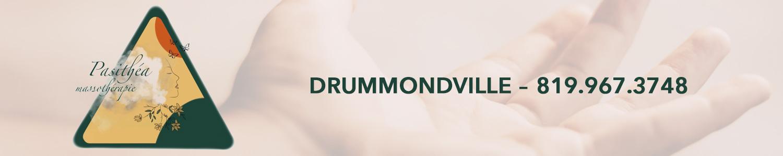 Pasithéa Massothérapie Drummondville