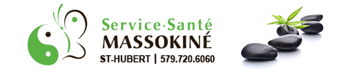 Service Santé Massokiné Massothérapie