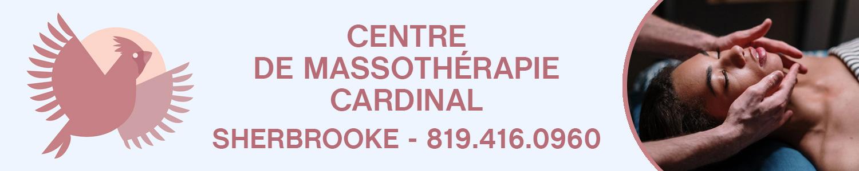 Centre de Massothérapie Cardinal - Sherbrooke