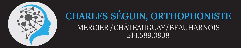 Charles Séguin orthophoniste