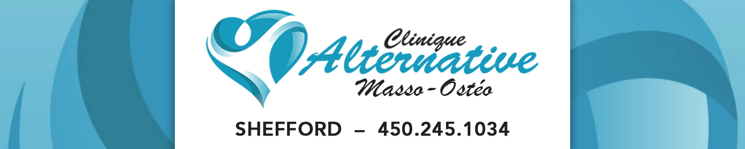 Clinique Alternative - Masso-Ostéo - Paul-André Dupont