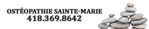 Ostéopathie Sainte-Marie
