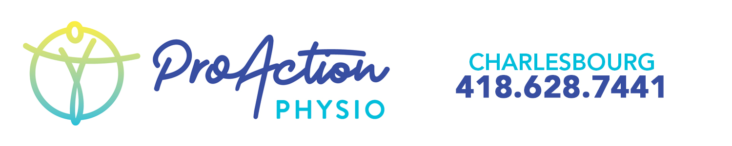 Clinique de physiothérapie Charlesbourg, Proaction physio