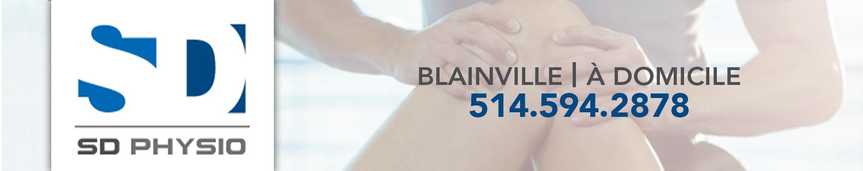 Steve Daigle Physiothérapie à domicile - Blainville