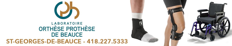 Orthèse & Prothèse de Beauce Inc.
