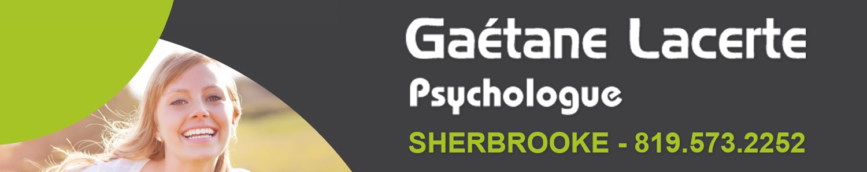 Gaétane Lacerte psychologue