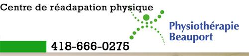 Clinique de physiothérapie Beauport