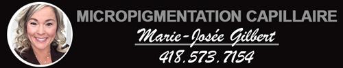Micropigmentation capillaire Marie-Josée Gilbert