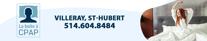 Apnée du sommeil Montréal, La Boite à CPAP