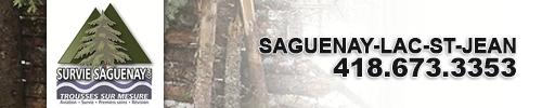 Survie Saguenay