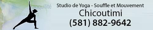 Studio de Yoga - Souffle et Mouvement